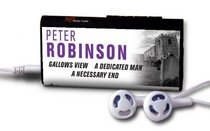 Gallows View / A Dedicated Man / A Necessary End (Inspector Banks, Bks 1-3) (Digital Audio Player) (Abridged)