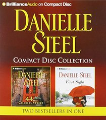 Danielle Steel - 44 Charles Street and First Sight 2-in-1 Collection: 44 Charles Street, First Sight