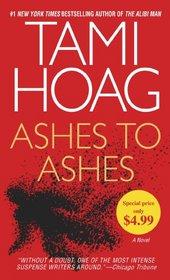 Ashes to Ashes (Kovac & Liska, Bk 1)