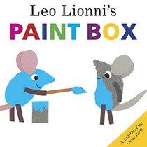 Leo Lionni's Paint Box: A Lift-the-Flap Color Book
