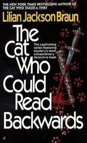 The Cat Who Could Read Backwards (The Cat Who...Bk  1)