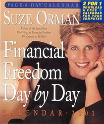 Financial Freedom Day by Day 2001 Calendar