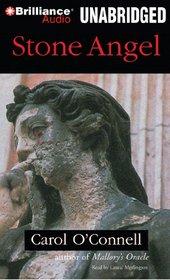 Stone Angel (Kathleen Mallory, Bk 4) (aka Flight of the Stone Angel) (Audio CD) (Unabridged)