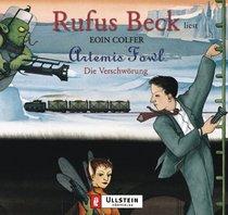Artemis Fowl. Die Verschwörung. 4 CDs. Gekürzte Lesung