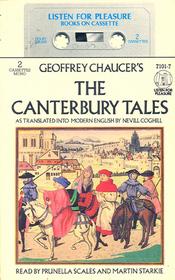 Geoffrey Chaucer's The Canterbury Tales (Audio Cassette) (Abridged)
