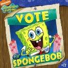 Spongebob Squarepants Vote For Spongebob