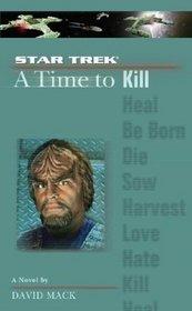 A Time to Kill (Star Trek The Next Generation)