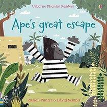 Ape's Great Escape (Phonics Readers)