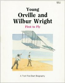 Young Orville and Wilbur Wright