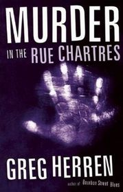 Murder in the Rue Chartres (Chanse MacLeod, Bk 3)