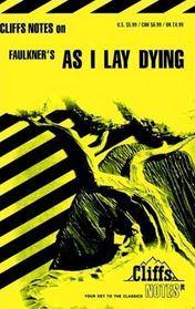 As I Lay Dying(Cliff's Notes)