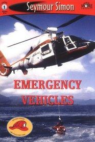 Emergency Vehicles: SeeMore Readers Level 1 (Seemore Readers)