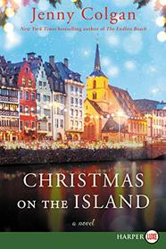 Christmas on the Island (Summer Seaside Kitchen, Bk 3) (Larger Print)