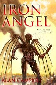 Iron Angel (Deepgate Codex, Bk 2)
