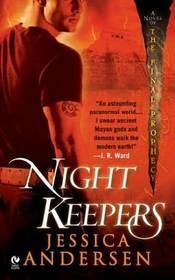 Nightkeepers (Nightkeepers, Bk 1)