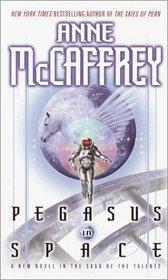 Pegasus in Space (Pegasus, Bk 3)