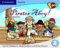 i-read Year 2 Anthology: Pirates Ahoy!