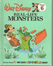 Real Life Monsters (Disney's Fun to Learn Series)