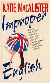 Improper English