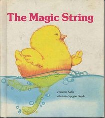 The Magic String (Giant First-Start Reader)