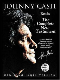 Johnny Cash : Reads The Complete New Testament