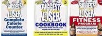 The Biggest Loser Set: Cookbook/Fitness/Calorie Counter Books