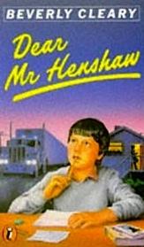 Dear Mr. Henshaw (Puffin Books)