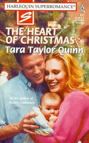 The Heart of Christmas (Harlequin Superromance, No 817)