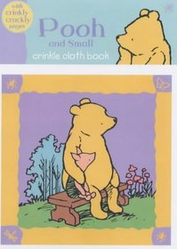 Pooh and Small: Crinkle Cloth Book (Cloth Books)