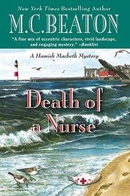 Death of a Nurse (Hamish Macbeth, Bk 31)