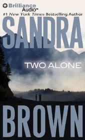 Two Alone (Audio CD) (Abridged)