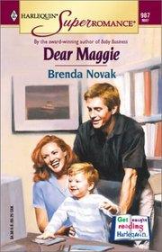 Dear Maggie (Harlequin Superromance, No 987)