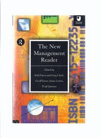 The New Management: Readings & Perspectives