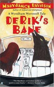 Derik's Bane (Wyndham Werewolf, Bk 3)