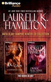 Laurell K. Hamilton Anita Blake Vampire Hunter CD Collection: Micah, Danse Macabre
