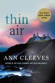 Thin Air (Shetland Island, Bk 6)