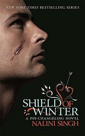 Shield of Winter: A Psy-Changeling Novel (Psy-Changeling Series)