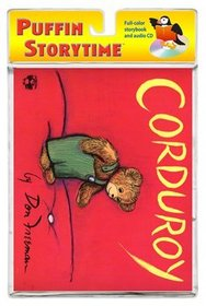 Corduroy (Book and Cd) Unabridged (Puffin Storytime, Corduroy)