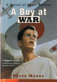 A Boy at War (Adam Pelko, Bk 1)