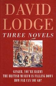 Three Novels: