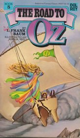The Road to Oz  (Book 5)