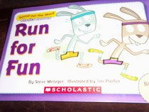 Phonics Readers: Run for Fun Bk5: Sound Out the Word