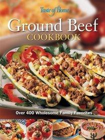 Ground Beef Cookbook