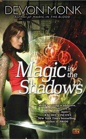 Magic in the Shadows (Allie Beckstrom, Bk 3)