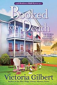 Booked for Death: A Book Lover's B&B Mystery