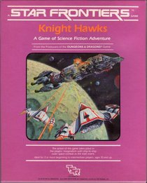 Star Frontiers: Knight Hawks (Boxed Set)