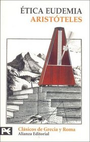 Etica eudemia / Ethics Eudemian (El Libro De Bolsillo) (Spanish Edition)