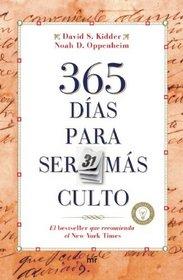 365 dias para ser mas culto (Spanish Edition)