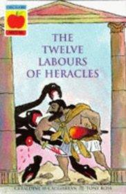 Greek Myths: The Twelve Labours of Heracles v. 5 (Orchard myths)