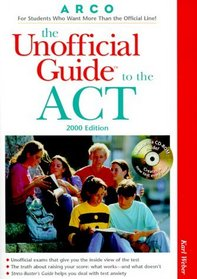 Arco the Unofficial Guide to the Act 2000 (Unofficial Guides)